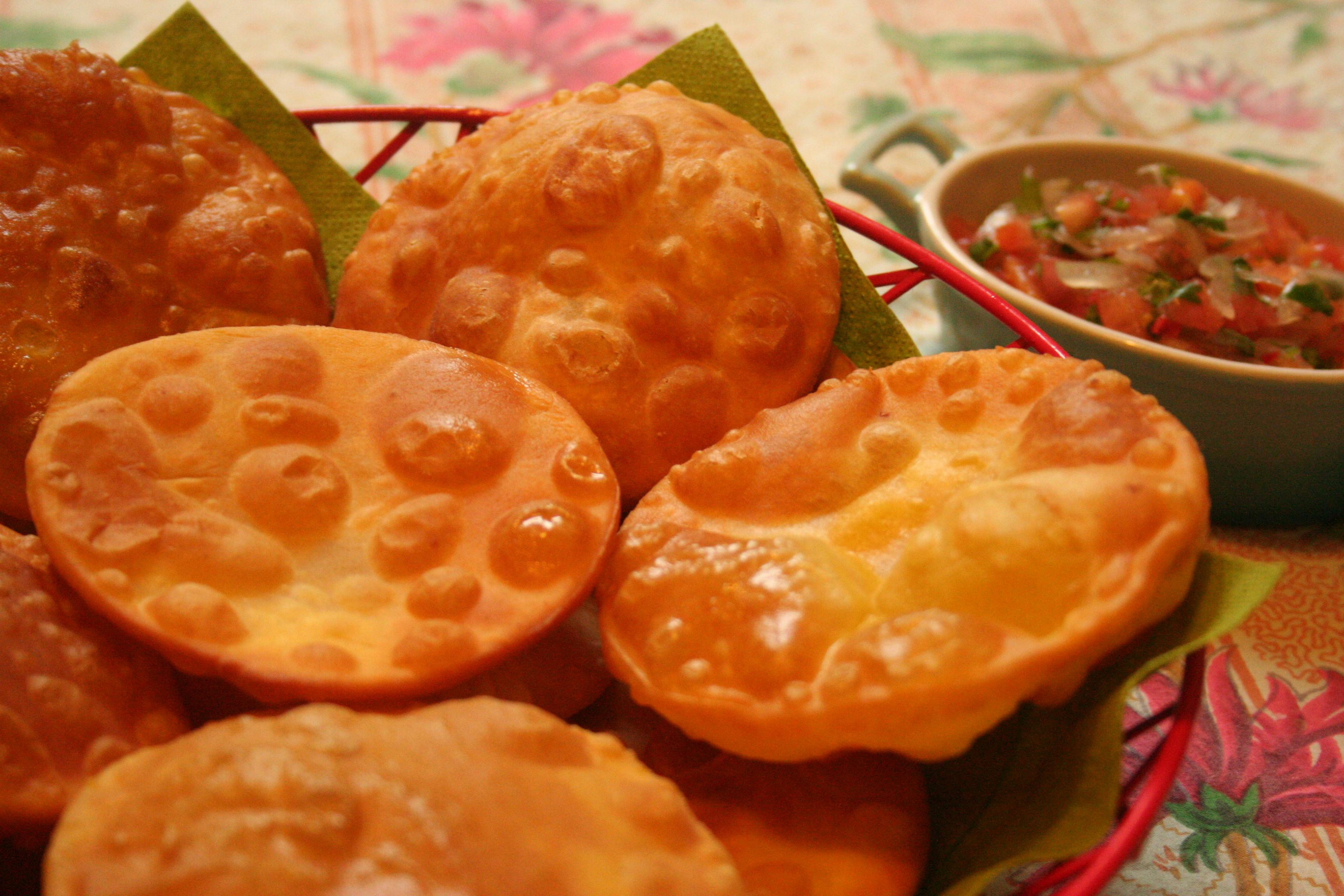 Sopaipilla Recipe — Dishmaps