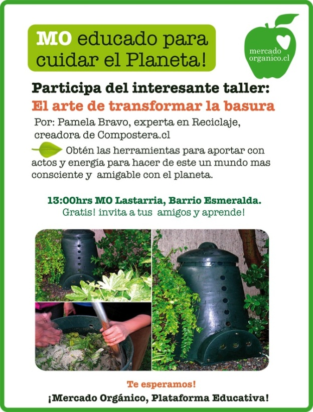 Mañana en MO Lastarria
