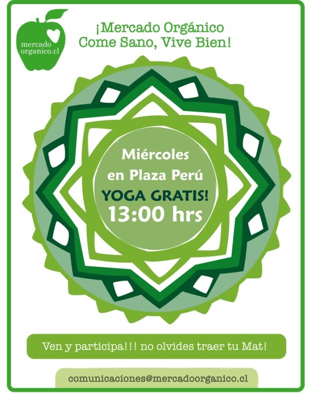 flyer 25 yoga