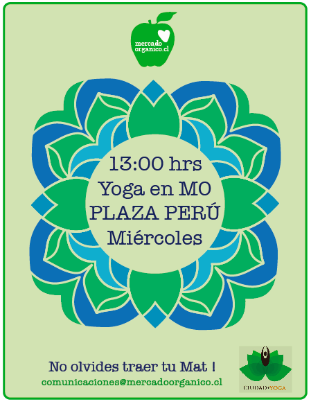 flyer yoga bello