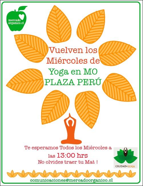 naranjo yoga