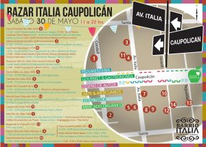 Flyer Caupolican